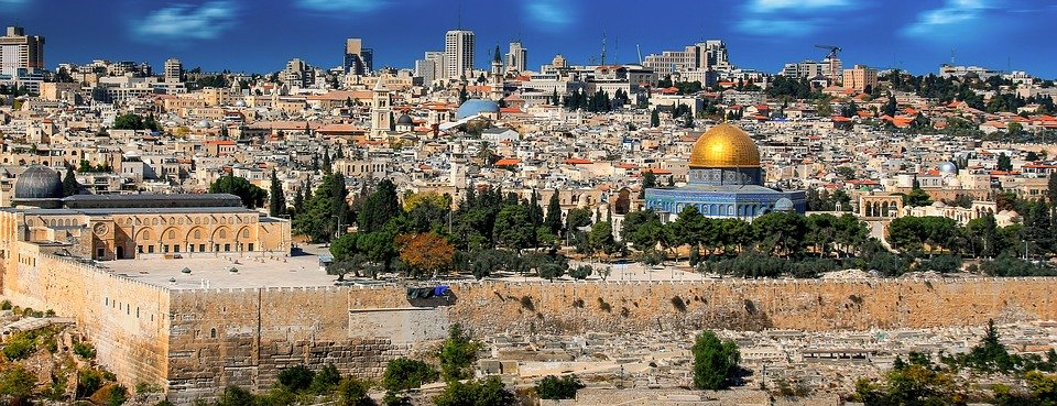 Journey to Israel